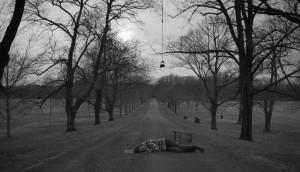 "Still from ""Black Soil, Green Grass"" by Daniel Patrick Carbon. Credit: Nick Bentgen"