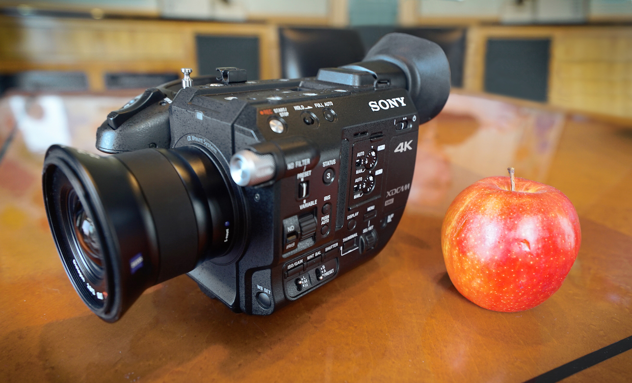 Digital Motion Picture Cameras In 2016 New Horizons