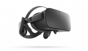 Oculus Rift (Photo courtesy of Oculus)