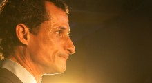 Anthony Weiner in Weiner (Photo courtesy of Sundance Selects)
