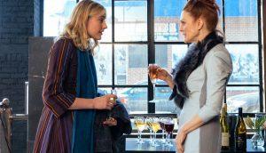 Greta Gerwig, Julianne Moore in Maggie's Plan