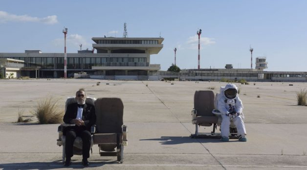 The Airport (Copyright Smoking Dog Films; Courtesy of Lisson Gallery)
