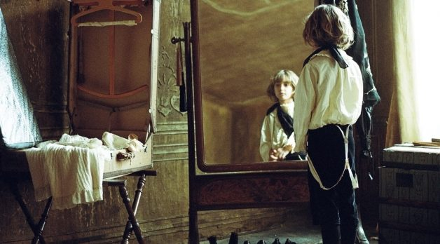 Tom Sweet in The Childhood of a Leader (photos: Agatha A. Nitecka)
